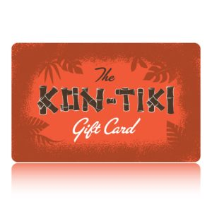 gift card to the kon-tiki